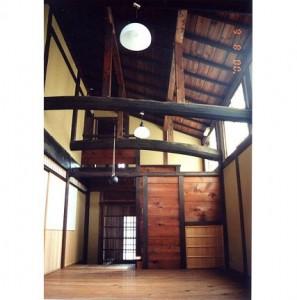 築170年の防火・耐震改修町家