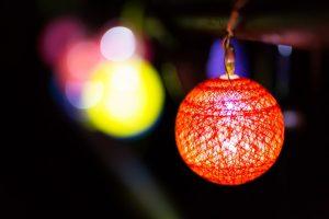京町家ライトアップ